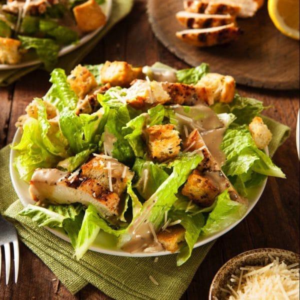Recette de salade