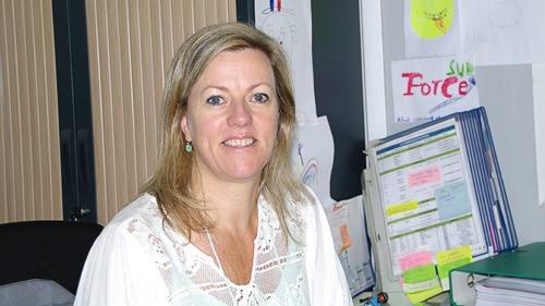 Céline MARTINEZ Secrétaire Force Sud